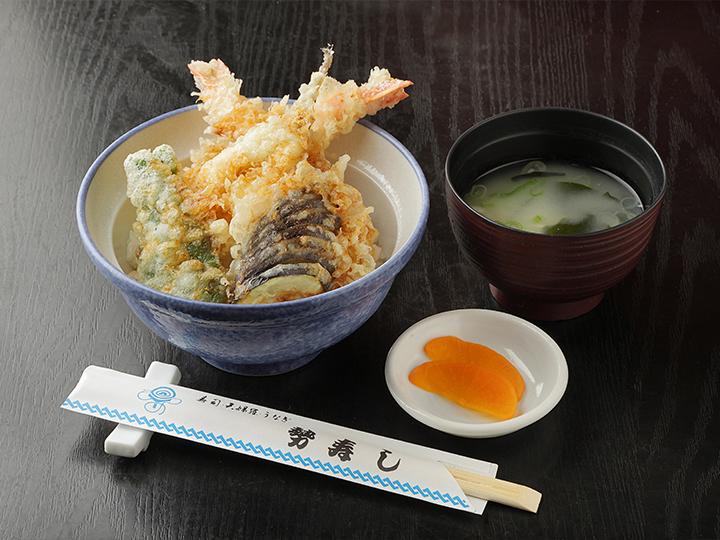 天丼・・・800円+税