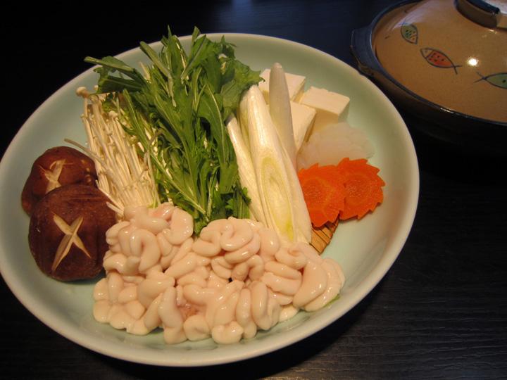タチ湯豆腐鍋・・・1,200円+税(1人前)